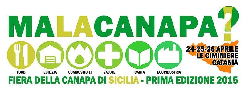 "Al via "" MalaCanapa?"": la prima fiera siciliana dedicata alla canapa"