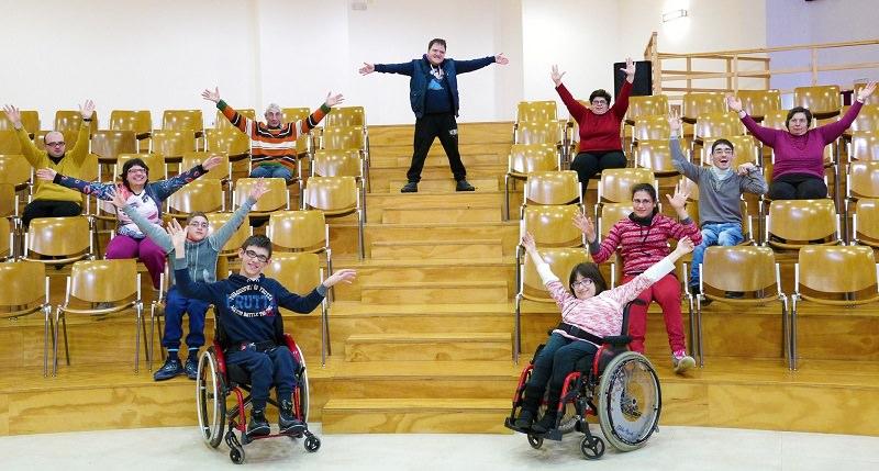 A Trecastagni applaudito musical sulla disabilità