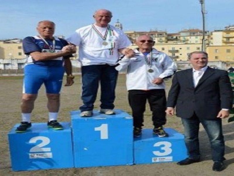 Master Lanci a Salerno, sette medaglie alla Sicilia