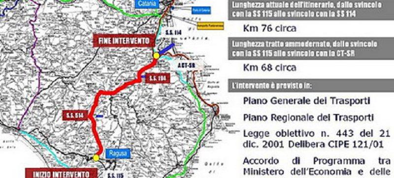 Che fine ha fatto la Ragusa – Catania? Misteri sul progetto