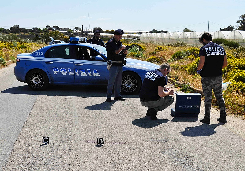 Omicidio a Vittoria: ucciso bracciante agricolo rumeno