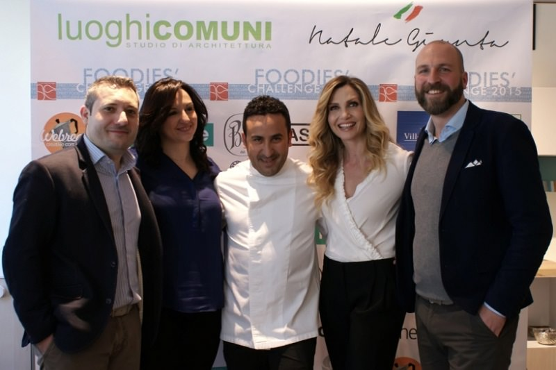 Expo: Foodies' Challeng 2015 con #4Italy.