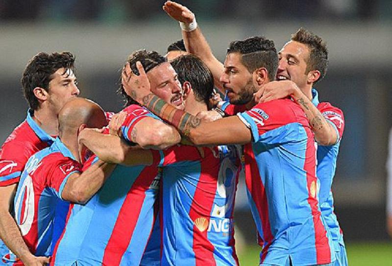 Calcio Catania, le reazioni del web alla retrocessione in Lega Pro e al – 12