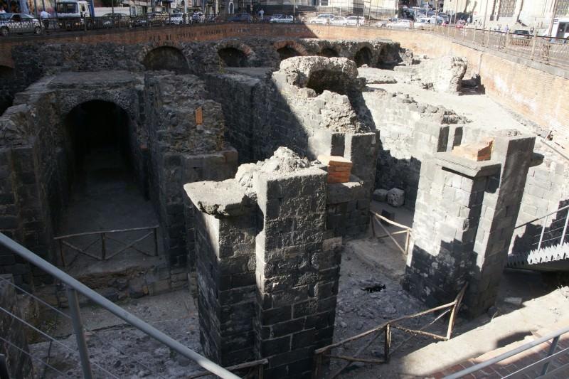 Catania, AL chiede chiarimenti sul progetto di recupero dell'anfiteatro