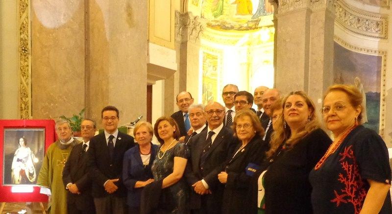 Messina, messa in onore della beata Maria Cristina di Savoia