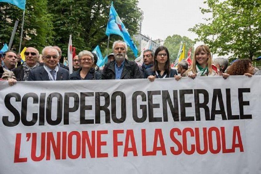 Ddl Buona Scuola, è ancora bufera: domani flashmob in tutte le province siciliane