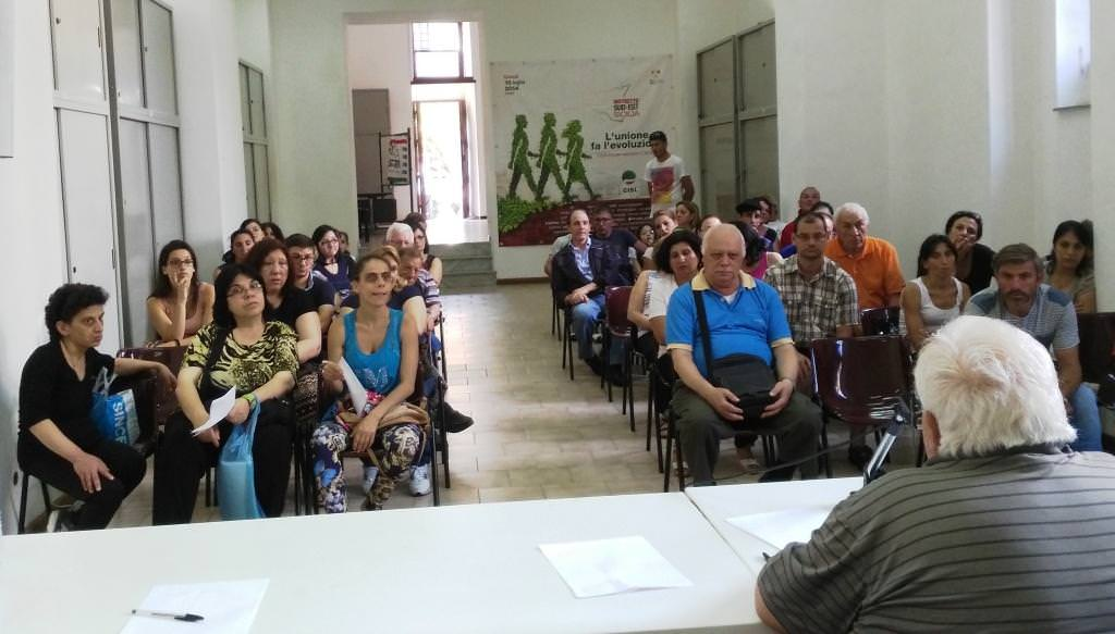 """Emergenza casa a Catania, """"Amministrazione comunale immobile"""""""