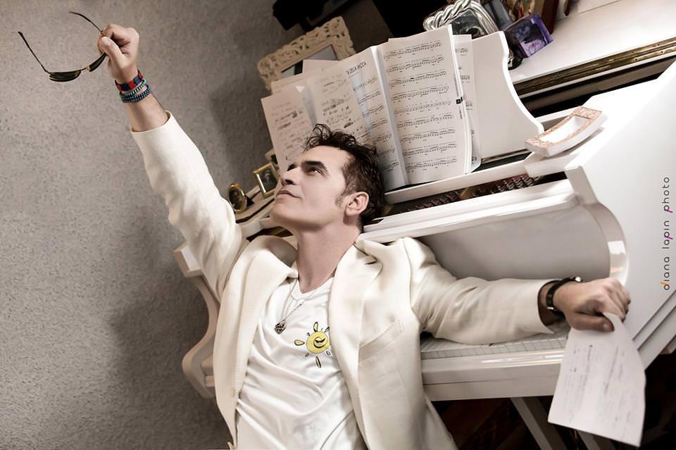 Qubba 2015: Francesco Baccini inaugura la stagione