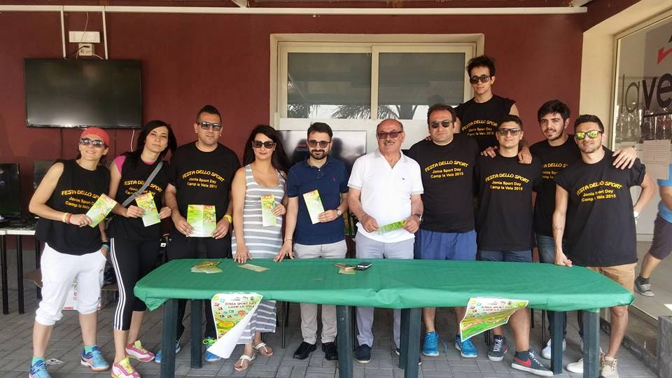 """Riposto, presentato campus """"Jonia Sport Day Camp La Vela 2015"""""""