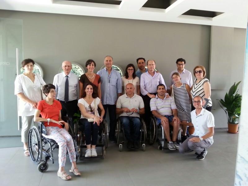 """Anche quest'anno con """"Catania M.I.A."""" disabili potranno usufruire del mare"""