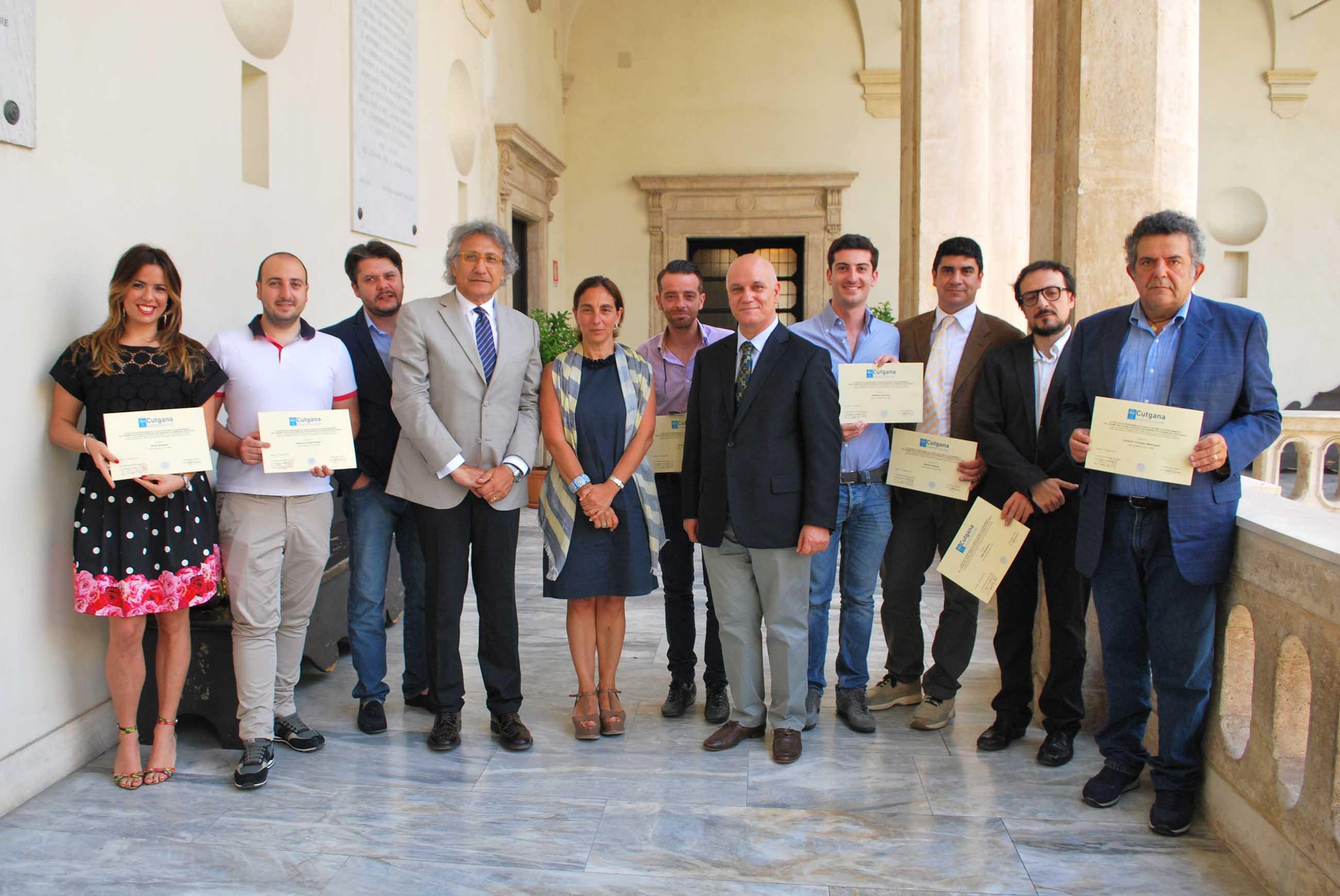Catania, attestati a 8 nuovi certificatori energetici degli edifici