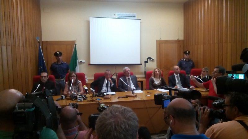 """Il Calcio Catania nel caos con """"I Treni del Gol"""": 19 gli indagati. IL VIDEO"""
