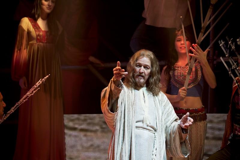 """""""Jesus Christ Superstar"""" con Ted Neeley  l'11 e il 12 luglio a Portorosa"""