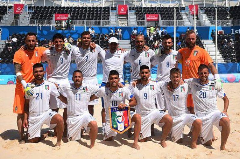 Giochi di Baku, stavolta l'Italia vince. E Zurlo ancora in gol
