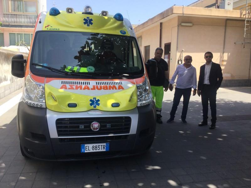 """Torre Archirafi, dalla prossima settimana """"attiva"""" ambulanza del 118"""