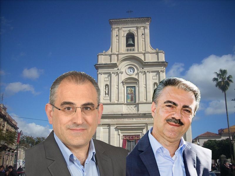 San Giovanni La Punta: parlano i candidati Nino Bellia e Santo Trovato
