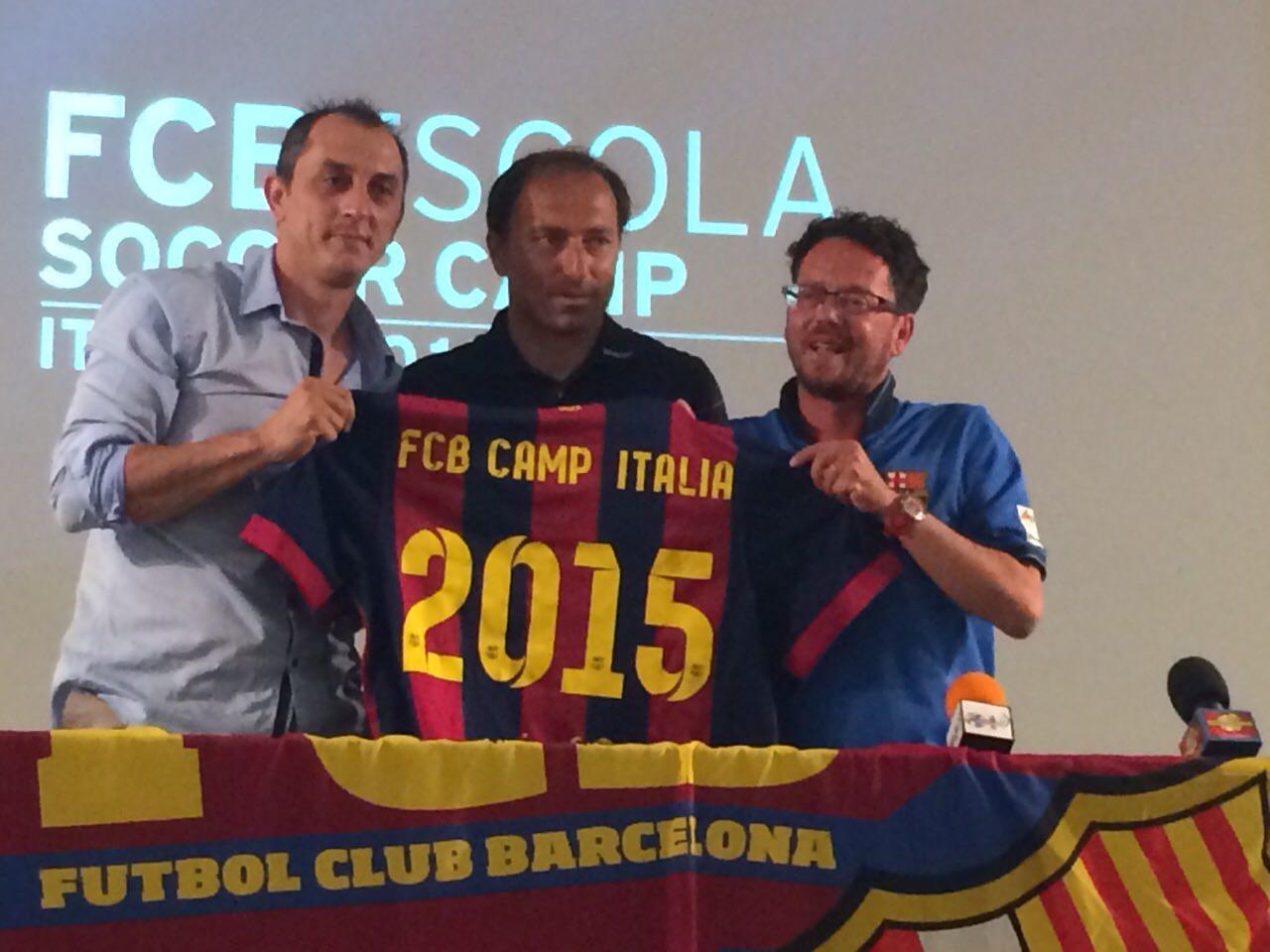 Il Barcellona di Messi a fine agosto a Catania per il suo Camp
