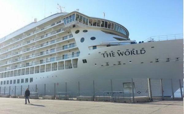 """A Siracusa """"The World"""", il condominio galleggiante extra lusso"""