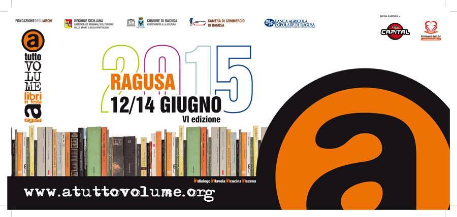 """Ragusa, ritorna """"A tutto volume"""": presenti ospiti illustri"""