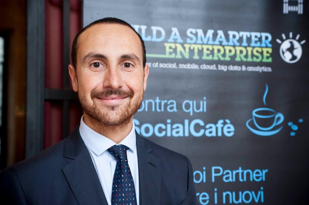 """Scelto il nuovo vicepresidente di """"Italia Startup"""": è Antonio Perdichizzi"""