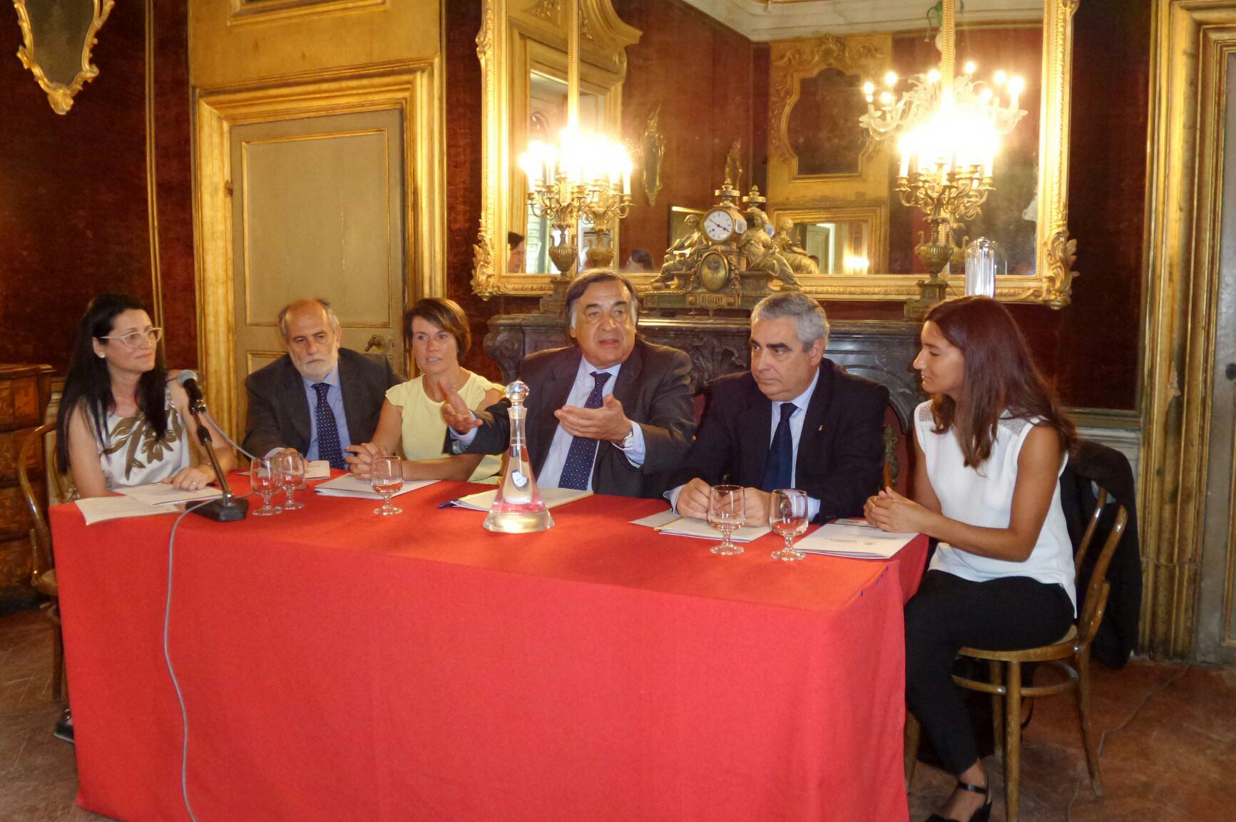 """Palermo, presentato il progetto """"Campus Experience"""""""