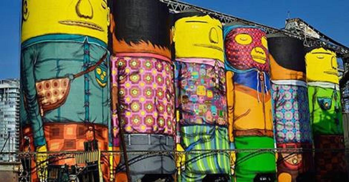 I ART: porto di Catania trasformato in cantiere artistico