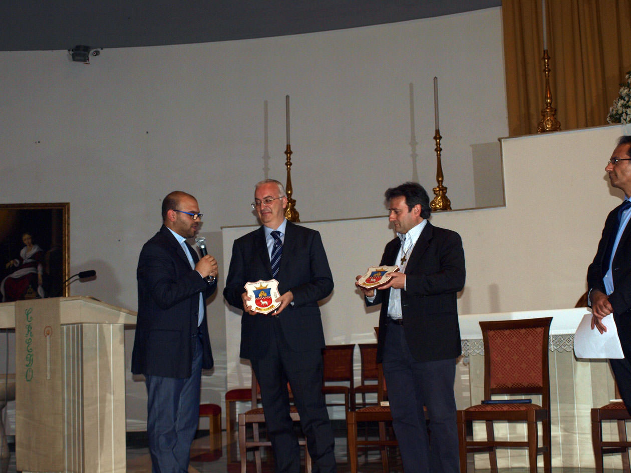 Carlentini, presentato libro su padre Pino Puglisi
