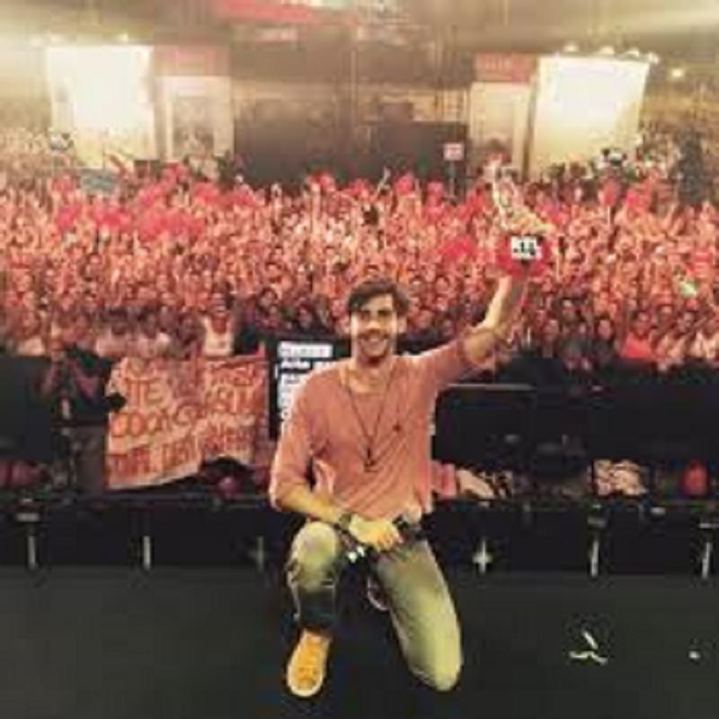 Coca-Cola Summer Festival 2015: vince Alvaro Soler