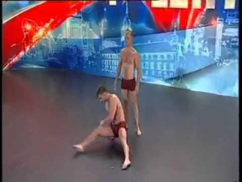 Ginnasti da talent: GUARDA IL VIDEO