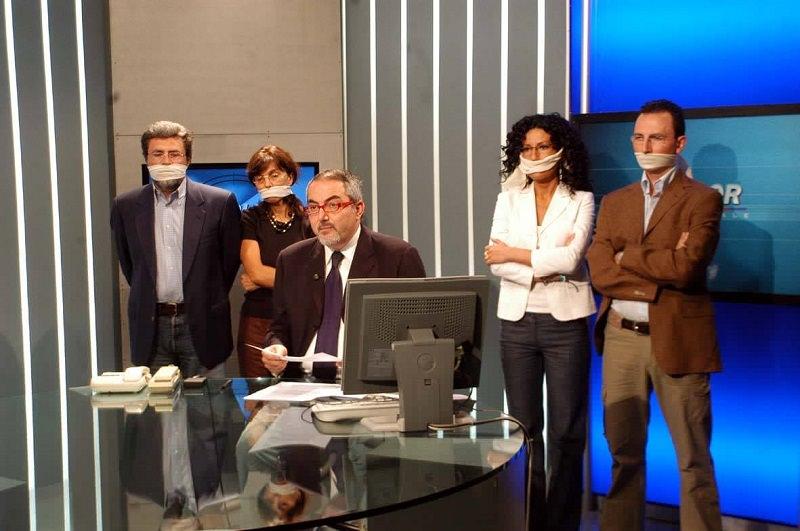 Telecolor: giornalisti chiedono l'intervento della magistratura