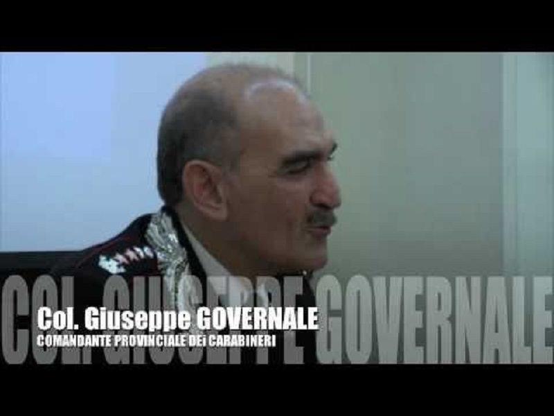 Carabinieri: Governale va al ROS, al suo posto Galletta