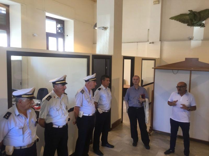 Riposto, inaugurata la nuova sede operativa della Polizia locale