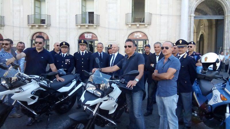 """Catania, nuovi mezzi della Polizia contro il crimine. Salvago: """"Garanzie per i turisti"""""""