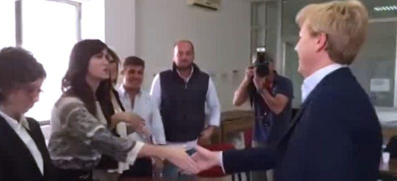 Arriva la proclamazione, Firetto è il sindaco di Agrigento