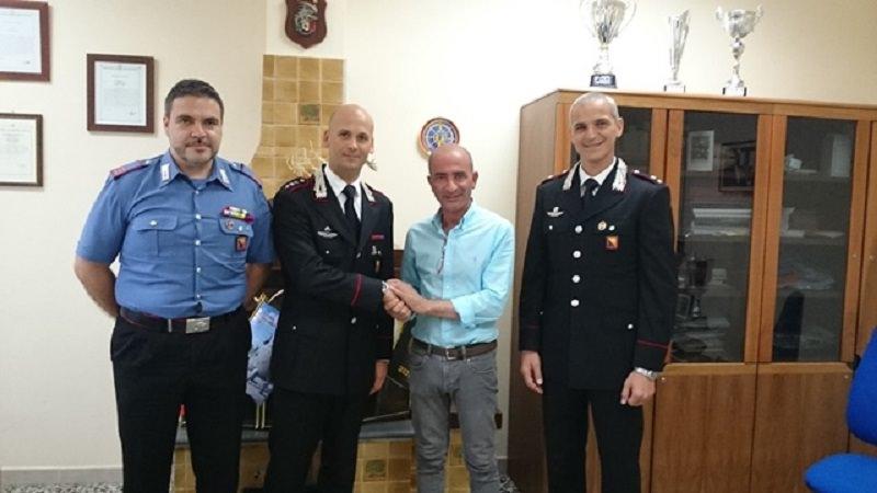 Milazzo, sindaco incontra vertici della Compagnia dei Carabinieri
