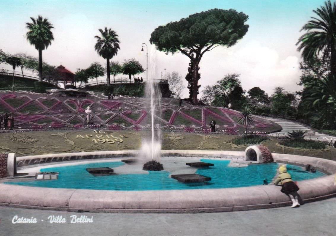 La Villa Bellini: da giardino borghese a immenso verde pubblico