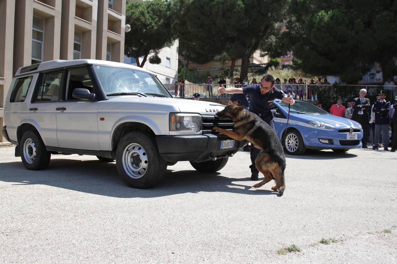 Blitz della Polizia a San Giovanni Galermo