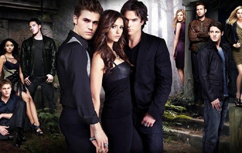 The Vampire Diaries 7: arrivano le vampire lesbiche