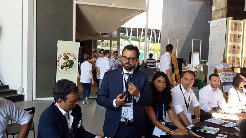 Expo: incontro tra aziende calatine e operatori internazionali