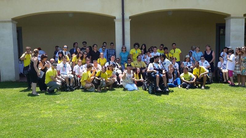 Campo Italia Giovani Disabili: 15 giorni senza barriere