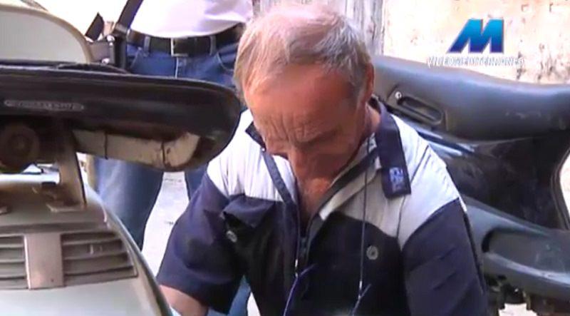 L'icona di Carmelo Cappello: una vita dedicata alle moto