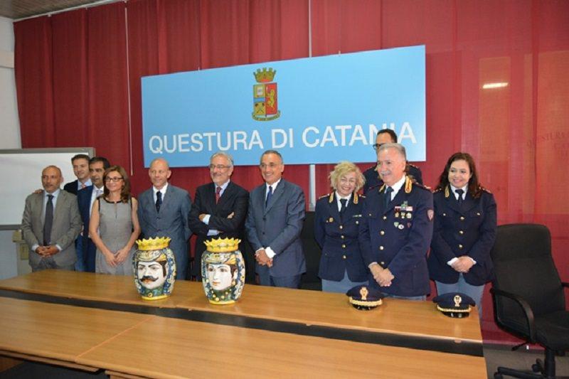 Il procuratore Salvi ha salutato Catania, vola alla volta di Roma