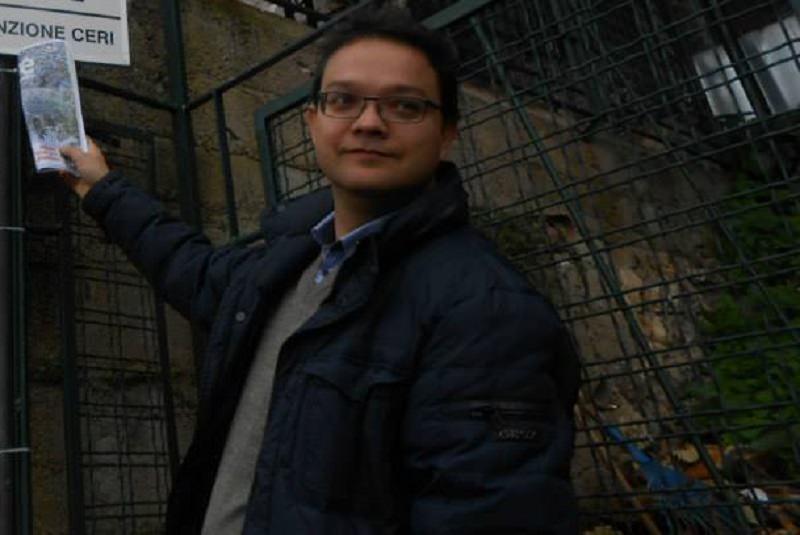 """Premio """"Miglior relatore"""" al ricercatore palermitano Paternostro"""