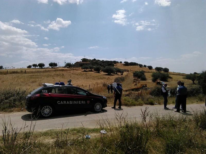 Duplice omicidio a Calascibetta