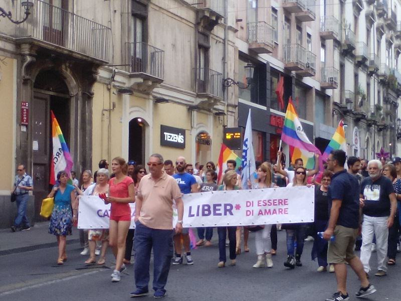 Cataniapride 2015: It's Human Pride