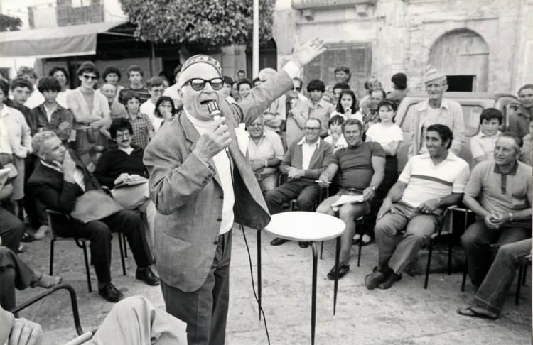 A Zafferana un omaggio a Ignazio Buttitta e Rosa Balistreri