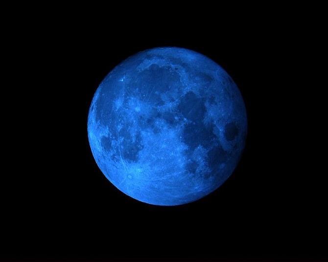 La Luna Blu: tutti con gli occhi al cielo venerdì 31 Luglio