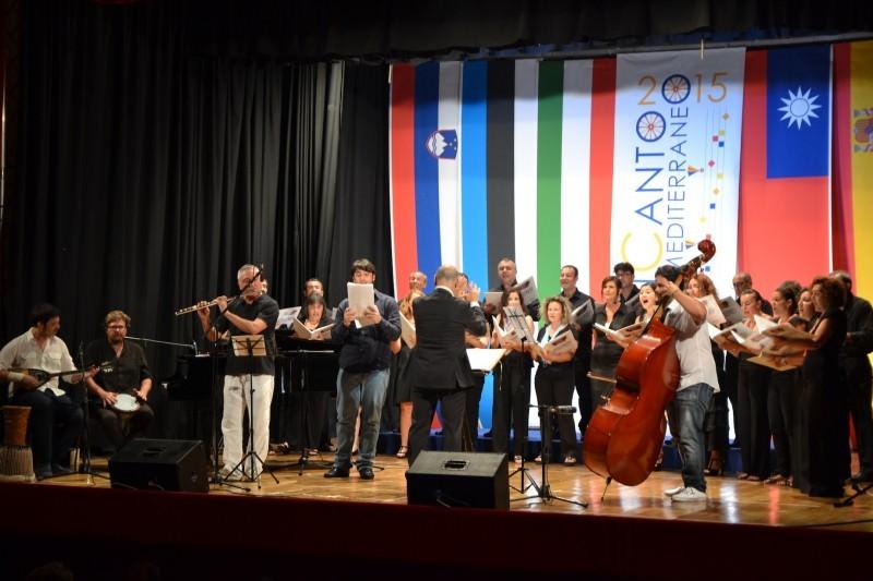 InCanto Mediterraneo a Milazzo. Festival corale internazionale
