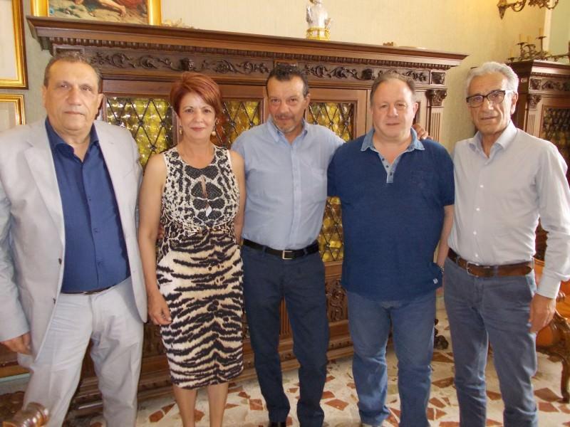 """On. Maria Greco: """"il mio primo mese da sindaco di Agira"""""""