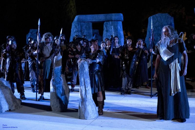 """Gran successo di """"Norma"""" al teatro greco di Siracusa"""